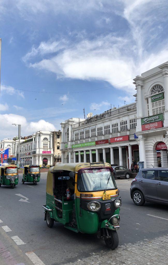 Delhi tuktuk