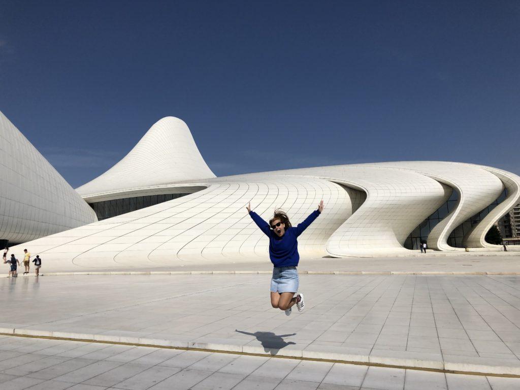 Bakü gezi rehberi, Haydar Aliyev Center