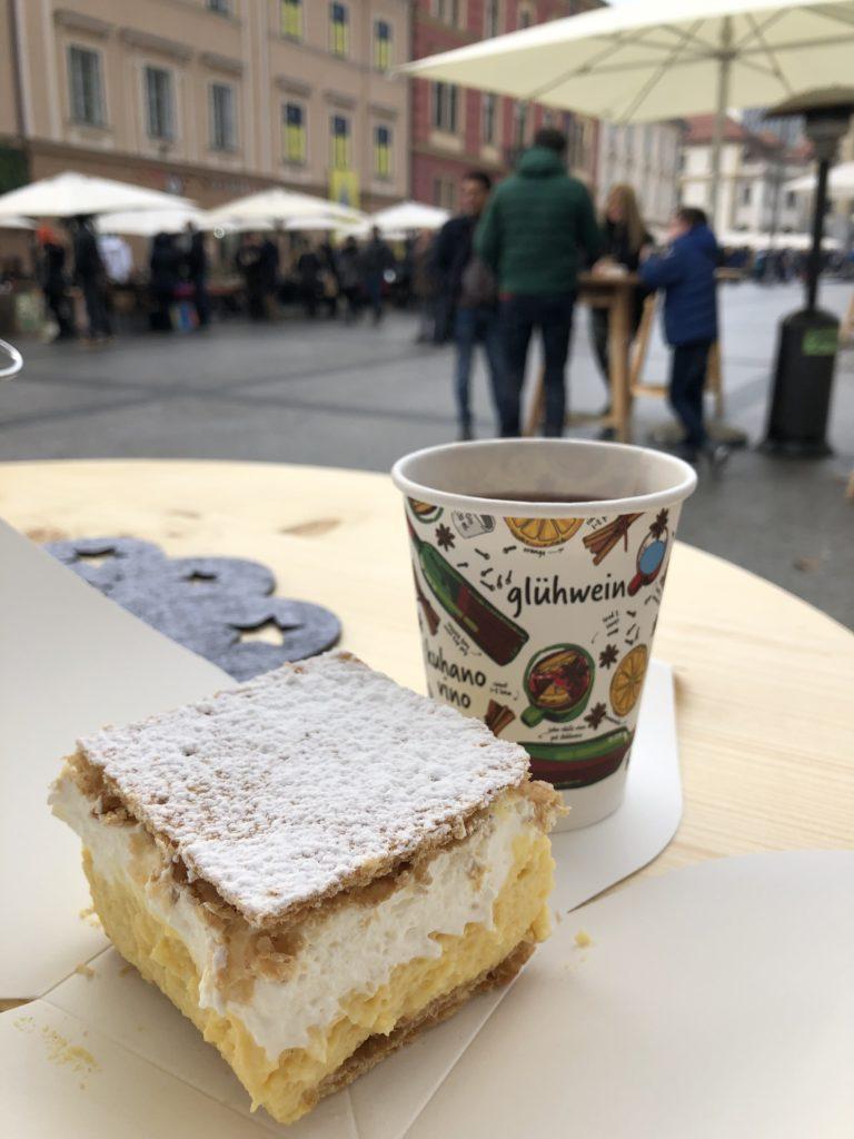Ljubljana yeme içme rehberi, tatlı