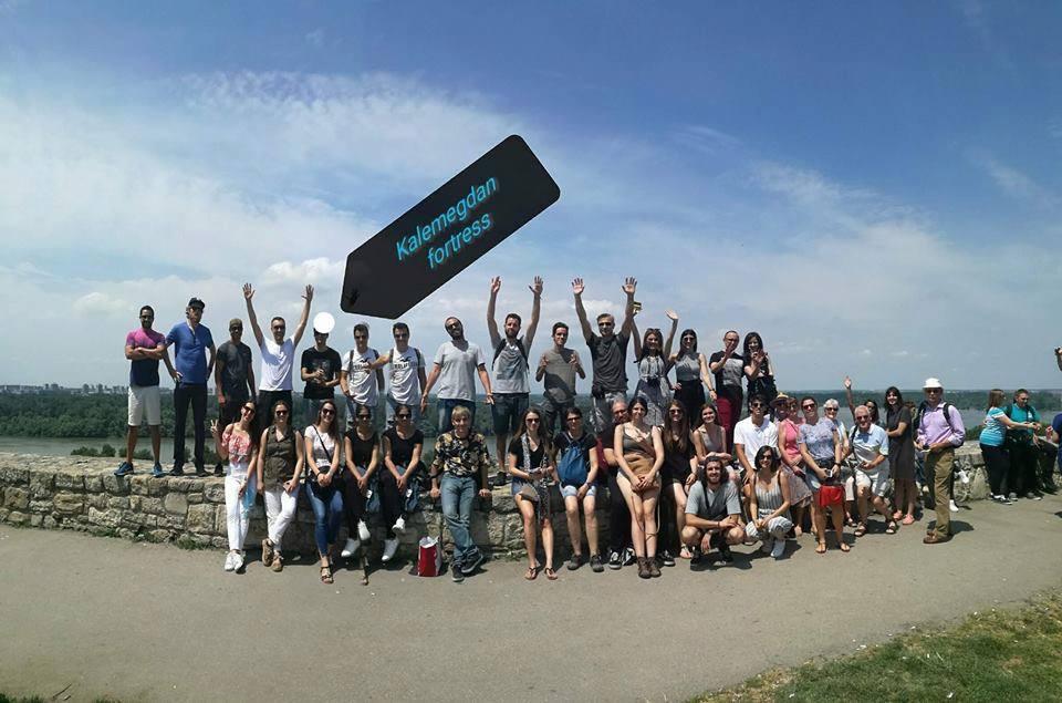 Belgrade free walking tour