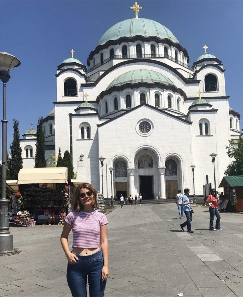 Belgrad gezi rehberi, St. Sava Temple