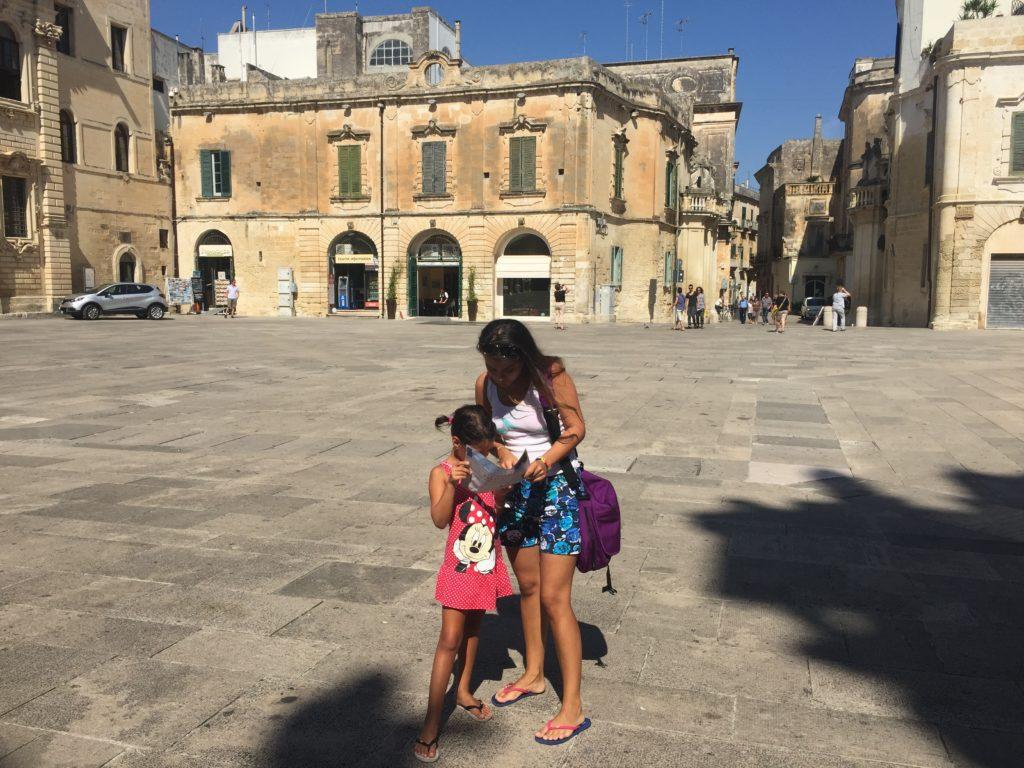 Puglia gezi rehberi, Lecce