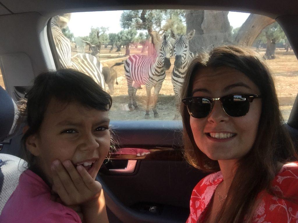 Puglia gezi rehberi, zoo safari