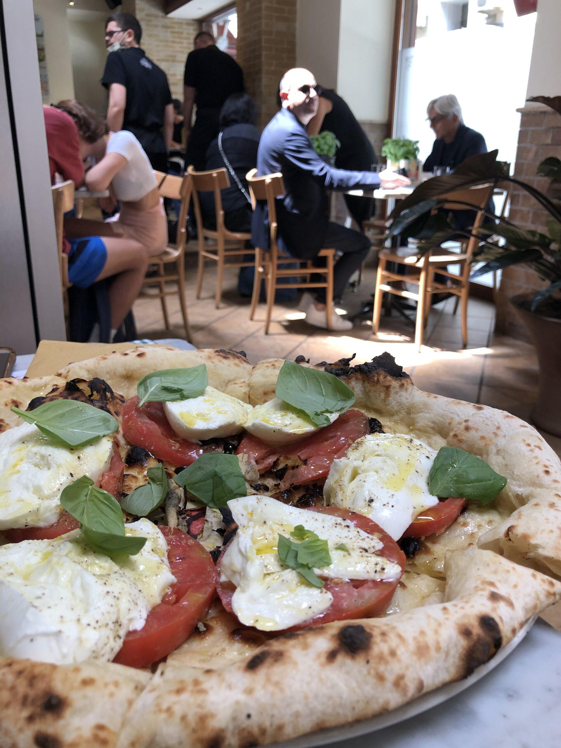 Napoli'nin en iyi pizzacıları