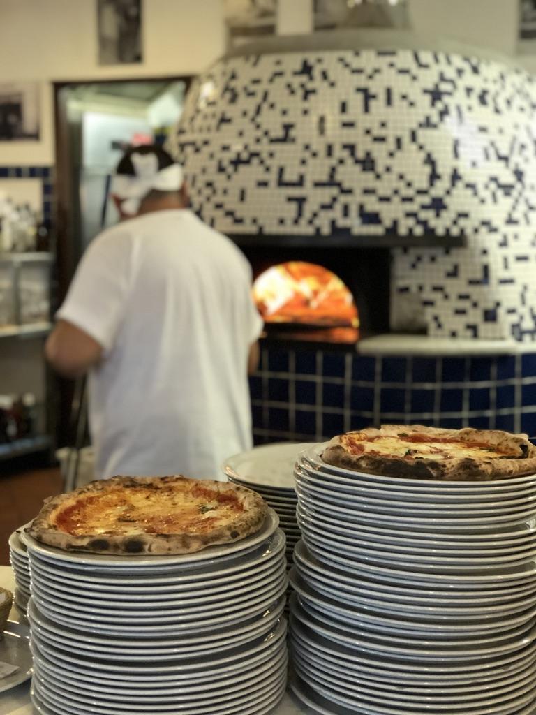 Gaeta pizza