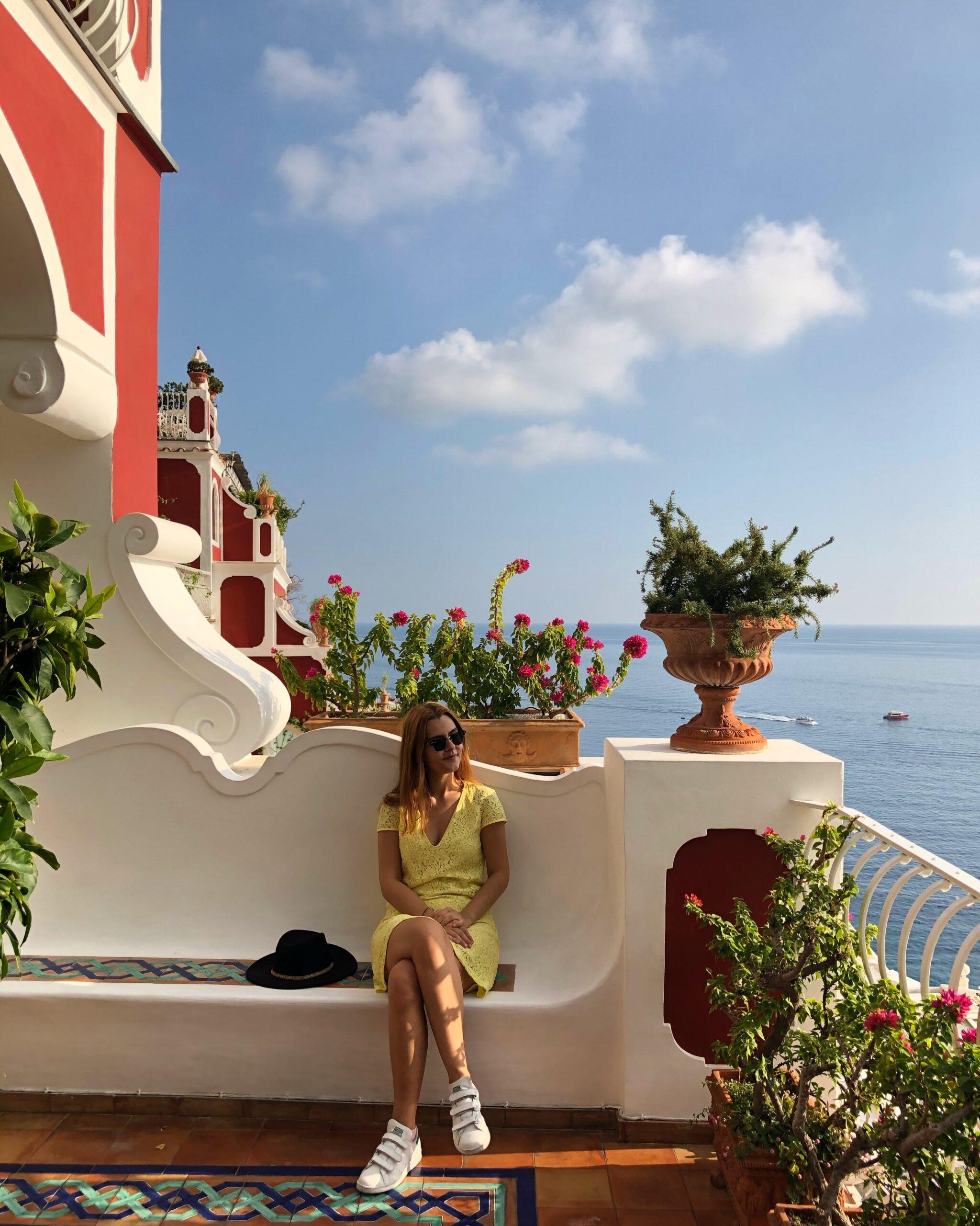 Amalfi sahilleri gezi rehberi