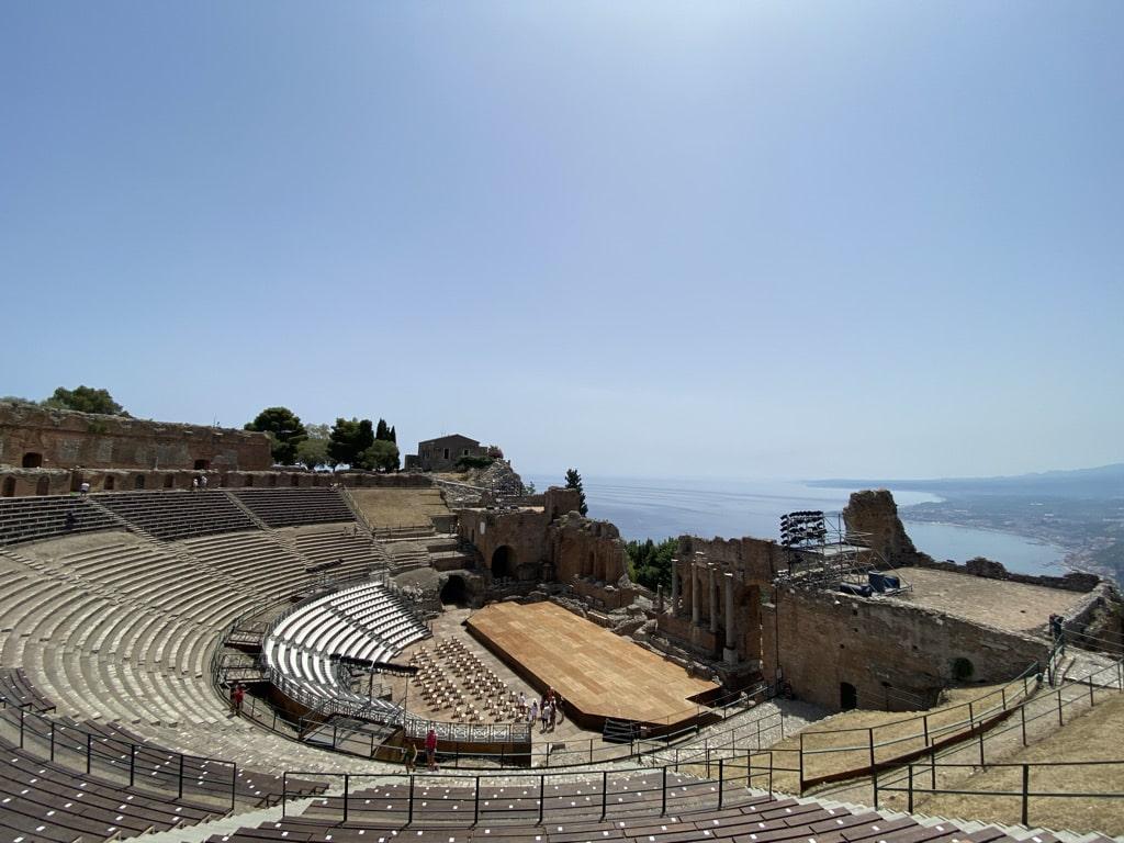 Cefalu ve Taormina